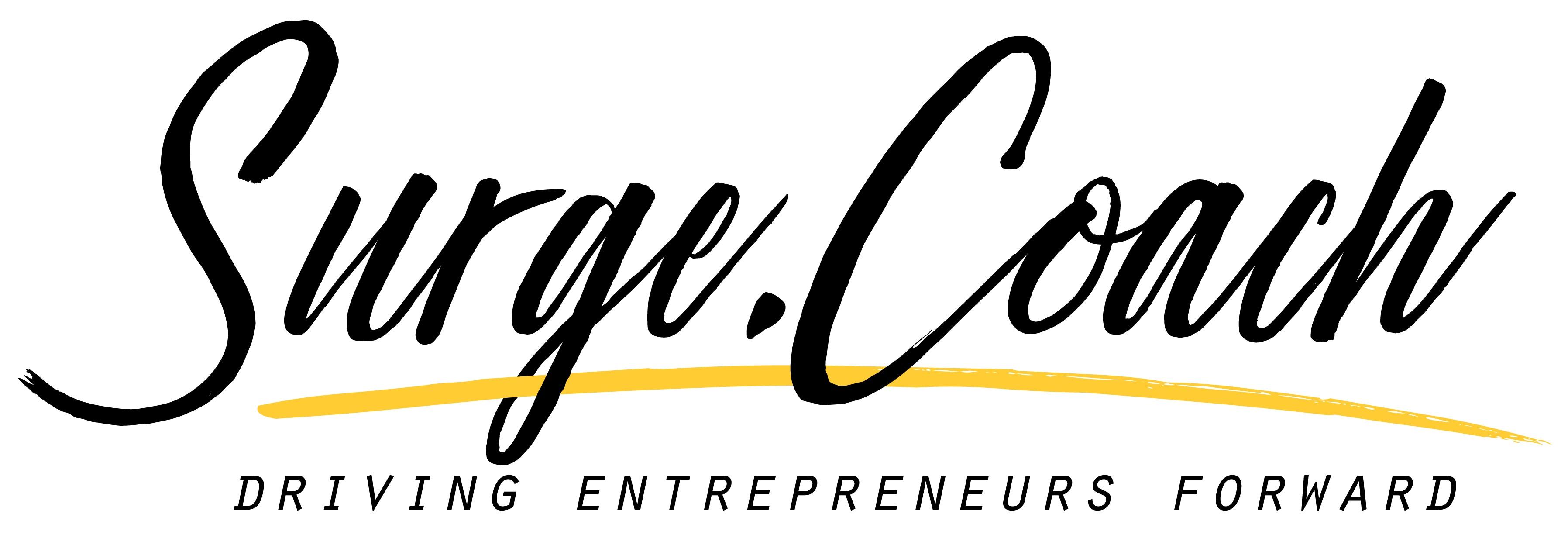 Surge Coach logo