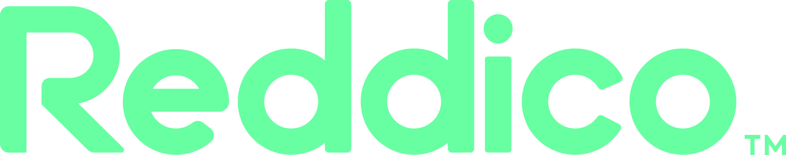 Reddico logo