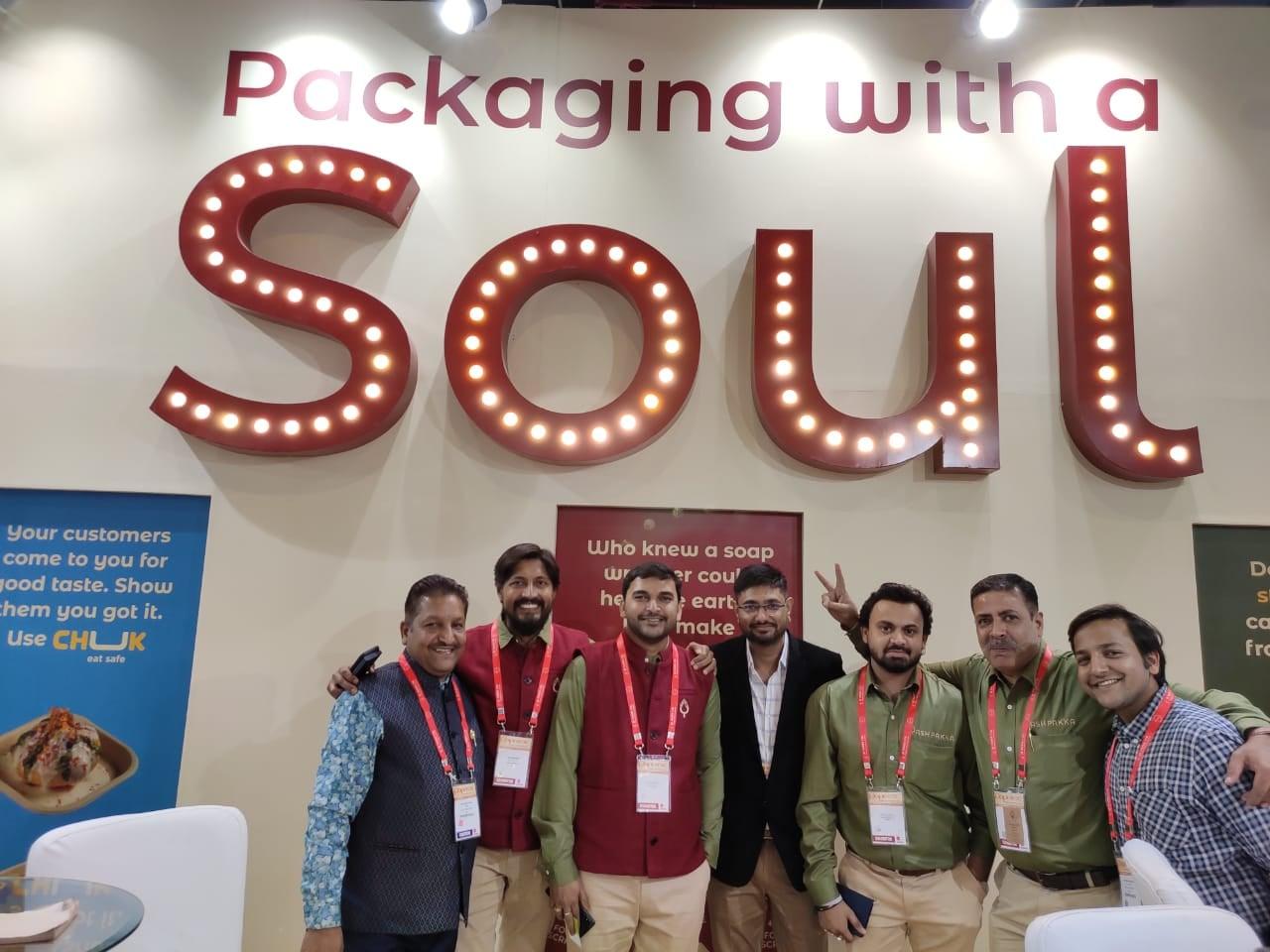 Yash Pakka group photo